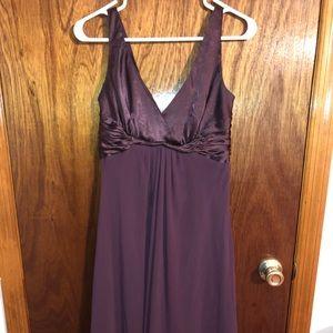 Jones NY Plum Dress